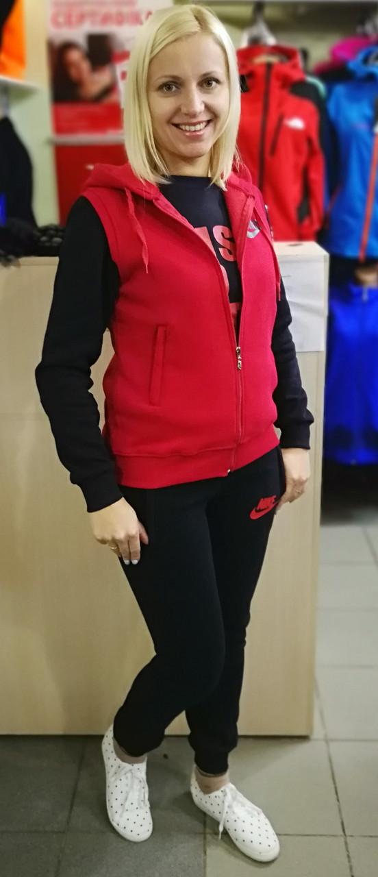 df60d69f Тёплый спортивный костюм Nike тройка - купить по лучшей цене в ...