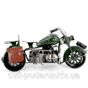 Макет мотоцикла - фото