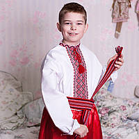 Вышиванки для мальчиков (ручная робота, 8-9 лет), фото 1