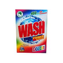 Стиральный порошок WASH автомат колор 450г