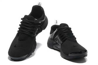 Кроссовки Nike Air Presto Black Черные женские