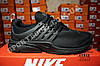 Кроссовки Nike Air Presto Black Черные женские, фото 4
