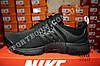 Кроссовки Nike Air Presto Black Черные женские, фото 5