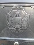 Почтовый ящик Vita цвет коричневый Герб Голубь, фото 5
