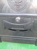 Почтовый ящик Vita цвет коричневый Герб Голубь, фото 6