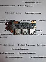 Плата USB и  звука   Sony  PCG - 61315L  оригинал б.у
