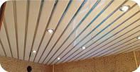 Реечный потолок ТМ «Бард»