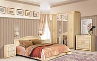 Спальня «Флоренція» ф-ки «Світ меблів»