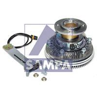 Вискомуфта вентилятора MAN 021.360 / 51066300115 / 7063401 / 3.15222 /  8MV376758-471 / 2100040431