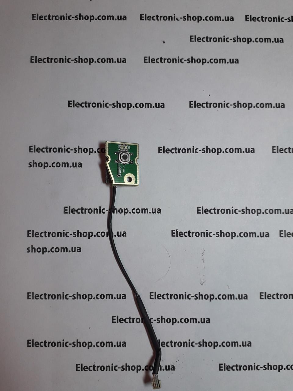 Кнопка включения, для ноутбука Sony Vaio PCG-61211M, PCG-71211M, PCG-61315L, PCG-71213M, 015-010  оригинал б.у