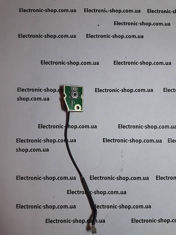 Кнопка включения, для ноутбука Sony Vaio PCG-61211M, PCG-71211M, PCG-61315L, PCG-71213M, 015-010  оригинал б.у, фото 2