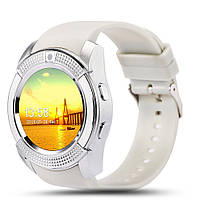 Умные часы Smart Watch V8 White (A6444630191)