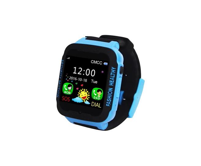 Смарт-часы uWatch K3 Kids Black-Blue