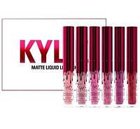 Набор жидких губных помад Kylie Valentine's Edition (KY03) копия