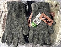 Женская перчатка одинарная ангора™Корона, фото 1