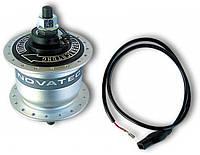 Втулка передня Novatec EDH-2 динамо 6V 3W (C-K-P-0054)