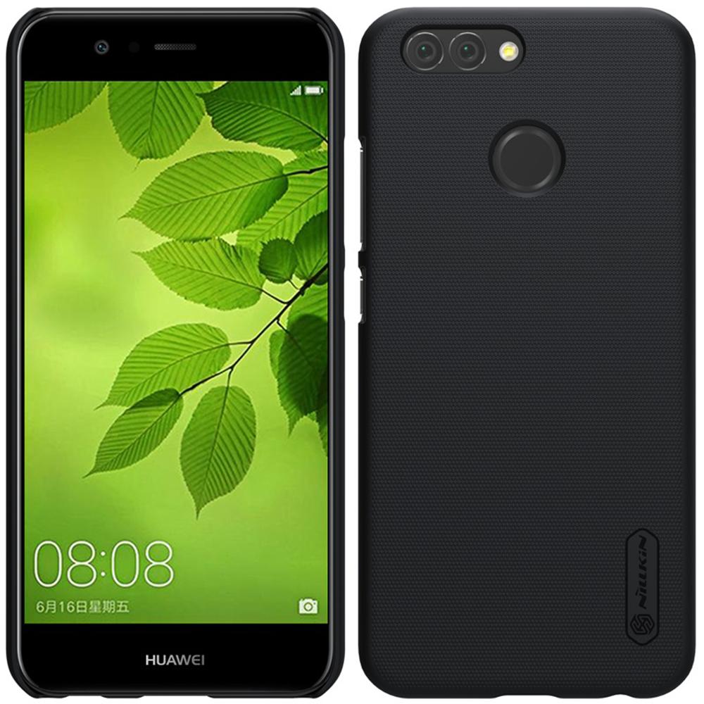 Nillkin Huawei Nova 2s Super Frosted Shield Black
