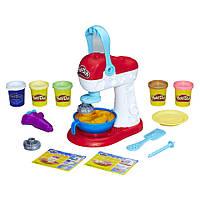 Плей До Миксер для конфет игровой набор Play-Doh Kitchen Creations Spinning Treats Mixer Hasbro E0102, фото 1