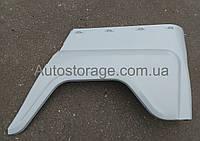 Крыло УАЗ-469, 31512, Хантер заднее левое под тент, фото 1