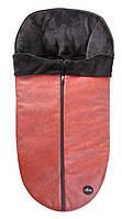 Зимний конверт для новорожденного MIMA Footmuff - Sicilian Red, фото 1