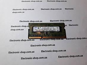 Оперативная память Samsung 1 gb   1Rx8 PC3- 8500S-07 -10-ZZZ оригинал б.у