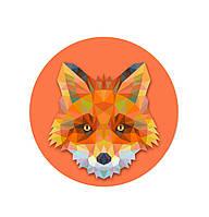 Держатель, подставка для телефона Попсокет (Popsocket) Fox