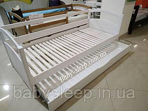 Кровать подростковая Мила (детская), цена без ящиков