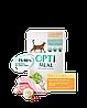 Optimeal (Оптимил) консерва для взрослых кошек С кроликом в белом соусе 85 г/12шт