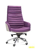 Экстравагантный кресло для больного в кабинет - бутик Luxury - QN002 - телячья кожа