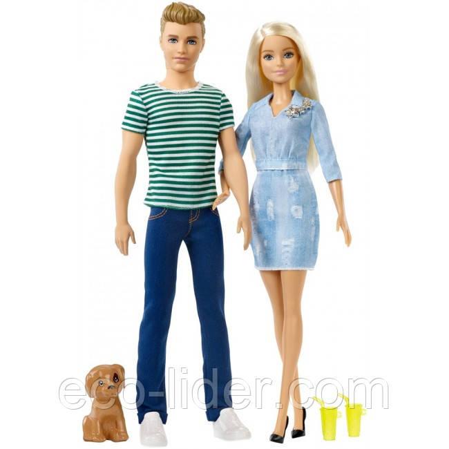 Набор Barbie и Кен