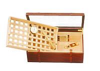 Роскошные упаковка для сигар - Коробка с рисунком кожи№: 06, 07, 16