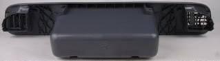 Накладка панелі передньої MB Sprinter CDI (права) (9016801607) ROTWEISS