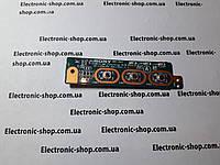 Плата кнопок и индикации Sony  SWX-345 оригинал б.у