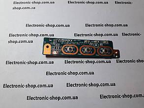 Плата кнопок і індикації Sony SWX-345 оригінал б.у