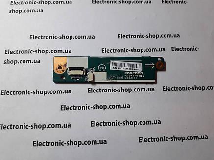 Плата кнопок и индикации Sony  SWX-345 оригинал б.у, фото 2