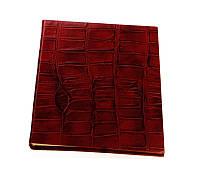Изысканный альбом для фото-сувениры - Альбом B. 1050 с рисунком кожи№: 06, 07, 16
