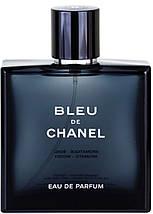 Chanel Blue de Chanel Eau De Parfum парфюмированная вода 100 ml. (Шанель Блю Де Шанель Еау Де Парфюм), фото 2