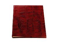 Красивый кожаный альбом для фото-сувениры - Альбом с рисунком кожи№: 06, 07, 16
