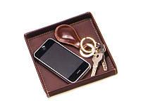 Кожаные коробка для мелочей - квадратные - Коробка с рисунком кожи№: 06, 07, 16