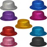 Шляпы Карнавальные (подростковые) Вечеринка. Блестки
