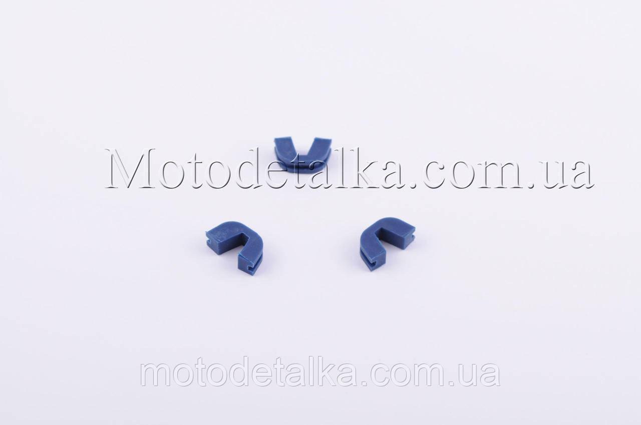 Скользители (слайдеры) Suzuki AD100 (тюнинг, синие)
