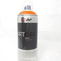 Краска ART DECO RAL2004 оранжевый в аэрозоли 400 мл