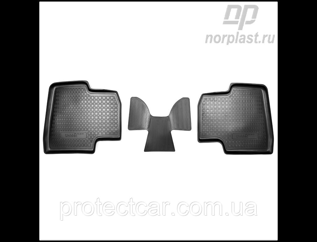 Коврики задние Skoda Roomster (5J) (c 2006)