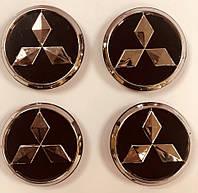Колпачки на диски Mitsubishi KOD 004 /60/55