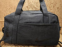 Спортивная дорожная NIKE JUST DO IT мессенджер 600D оптом/Спортивная сумка только оптом, фото 1