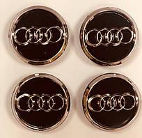 Колпачки на диски  Audi KOD 004 /60/55