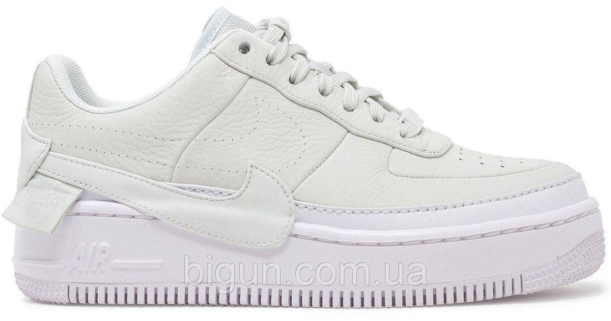 8aa560dd21bb Женские кроссовки Nike Air Force 1 Jester White (найк аир форс, белые) -