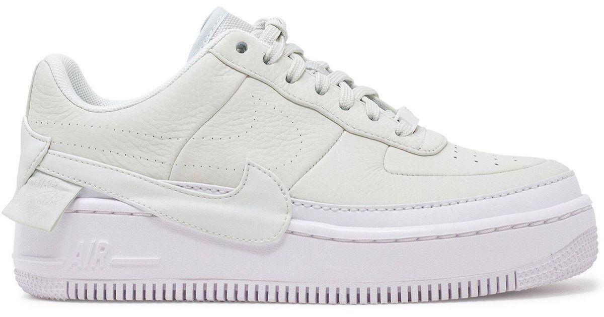 0bdcab3e Женские кроссовки Nike Air Force 1 Jester White (найк аир форс, белые) -