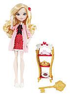 Кукла Ever After High Эппл Уайт Пижамная вечеринка Apple White