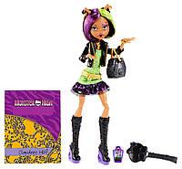 Кукла Monster High Клодин Скарместр - New Scaremester Clawdeen Wolf